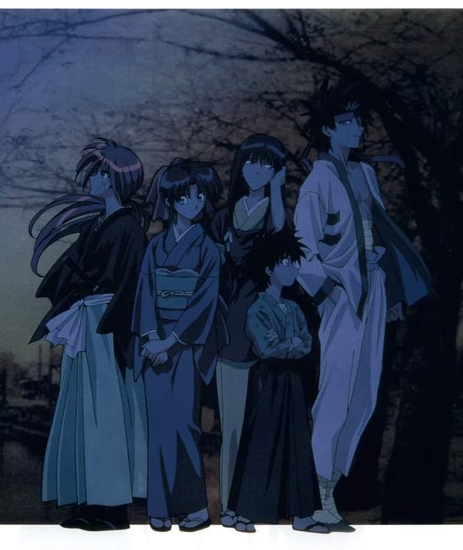Rurouni Kenshin, Takeru Satoh And Live Action